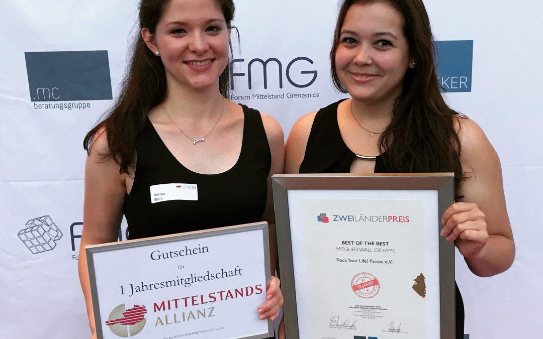 Zweiländerpreis 2018 – RYL! Passau ist dabei!