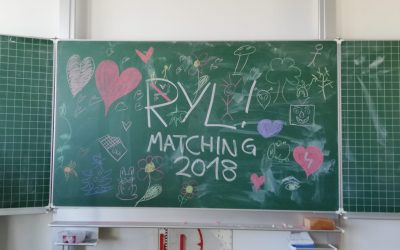 Herzlich Willkommen in der RYL! Familie, Kohorte 9!